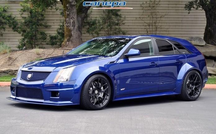 Cadillac CTS-V Wagon Canepa 1