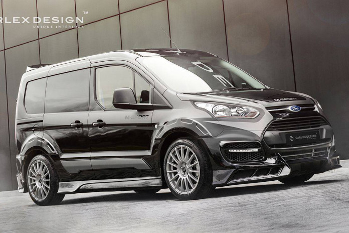 Ford Transit Connect by Carlex Design (8)