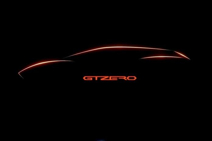 Italdesign Giugiaro GT Zero