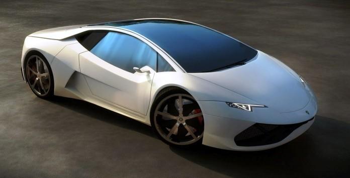 Lamborghini Matador concept study (2)