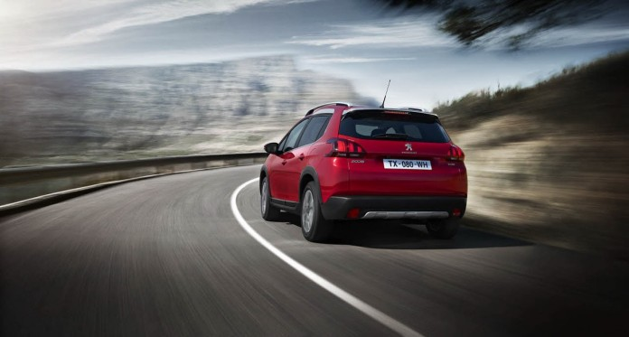 Peugeot 2008 facelift 48