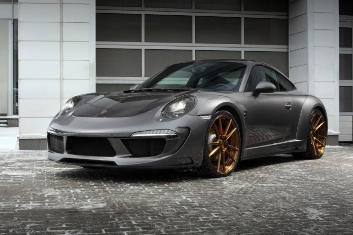 Porsche Carrera 4S Stinger by TopCar (1)