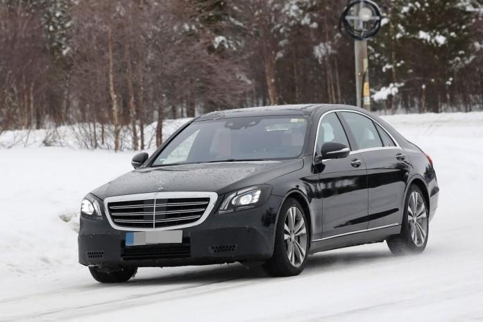 S-Class facelift (2)