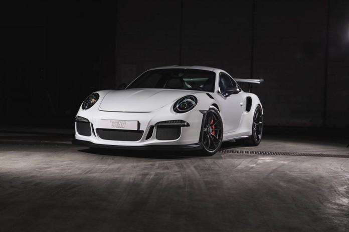 Techart Porsche 911 GT3 RS Carbon Line (1)