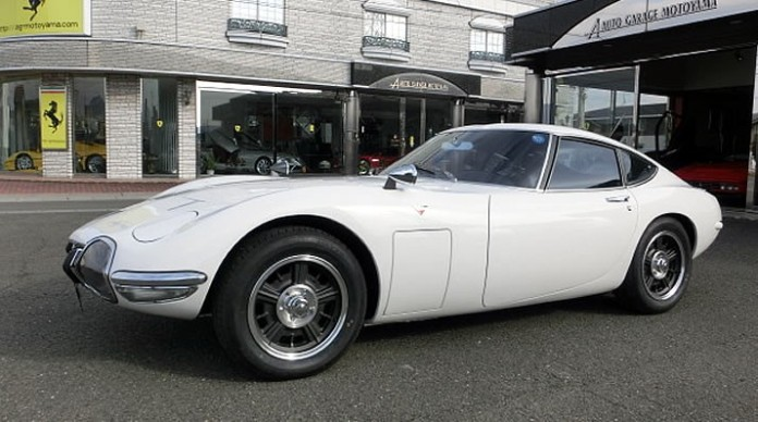 Toyota 2000GT 1967 for Sale in Japan (1)