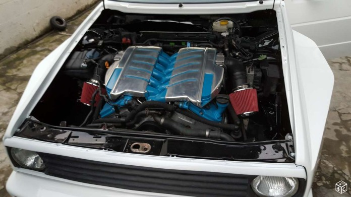 VW Golf II W12 (2)