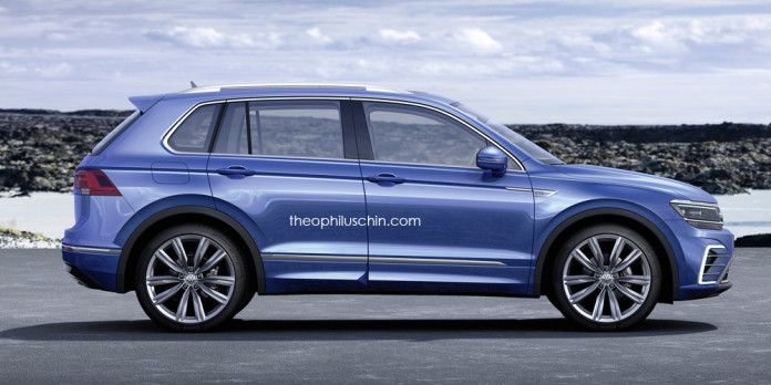 Volkswagen Tiguan 7-Seater and Coupe (1)