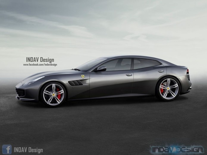 ferrari-gtc4lusso-four-door-rendering