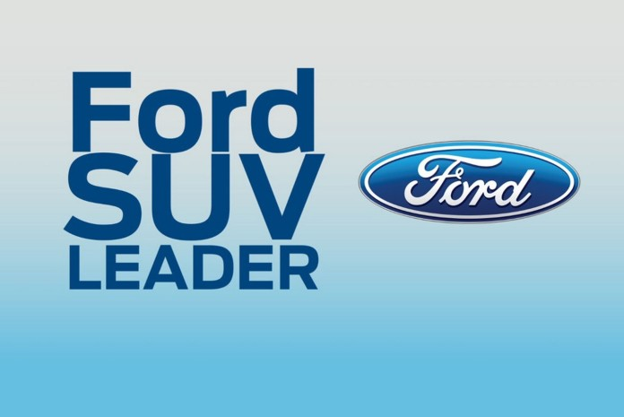 Ford SUV Leader