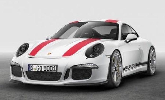 porsche-911r-front
