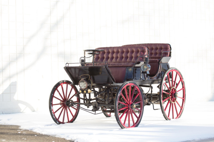 Armstrong Phaeton 1896 in auction (1)