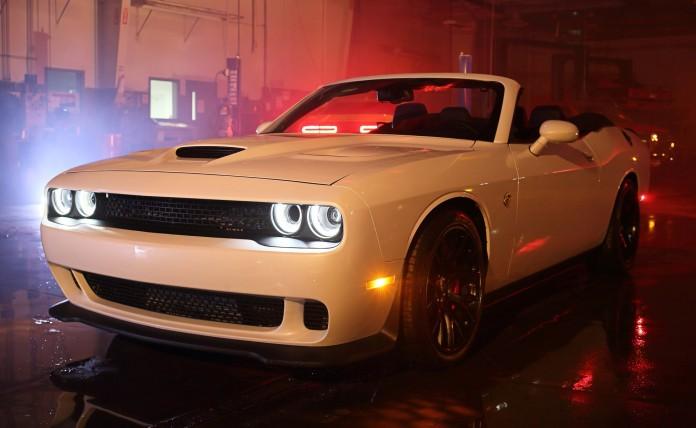 Dodge Challenger Hellcat Convertible (1)