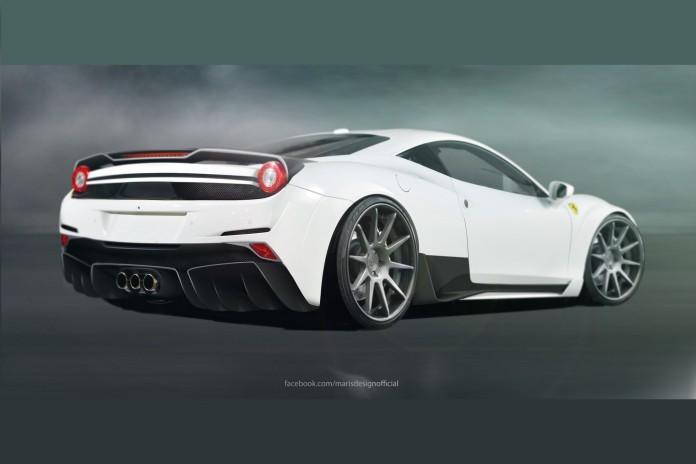 Ferrari 458 Italia by Atarius Concept 2
