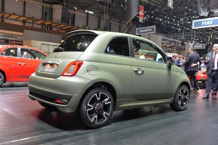 Fiat 500S in geneva 2016 (6)