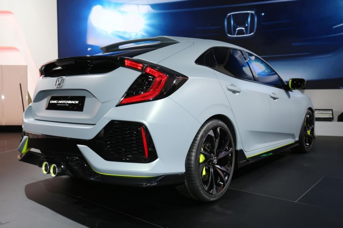 Honda Civic Hatchback Prototype (3)