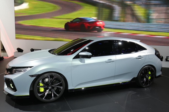 Honda Civic Hatchback Prototype (7)
