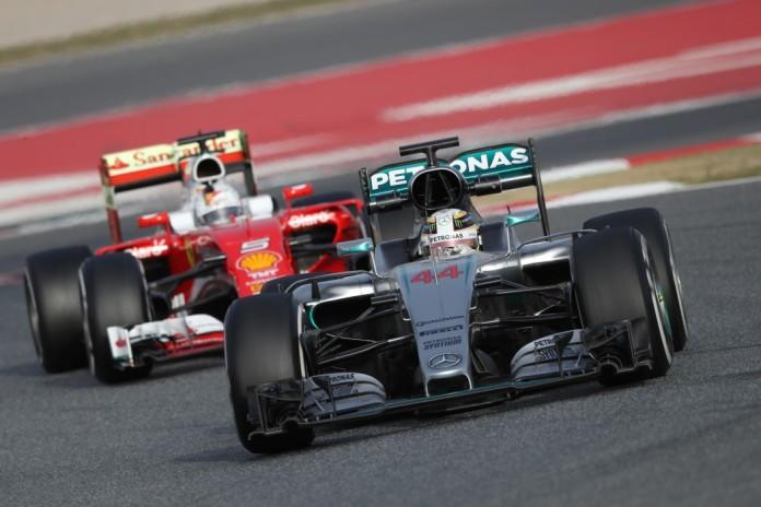 Mercedes-Ferrari