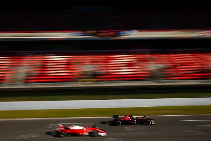 Toro Rosso Ferrari