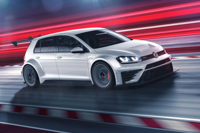 VW Golf GTI TCR 2