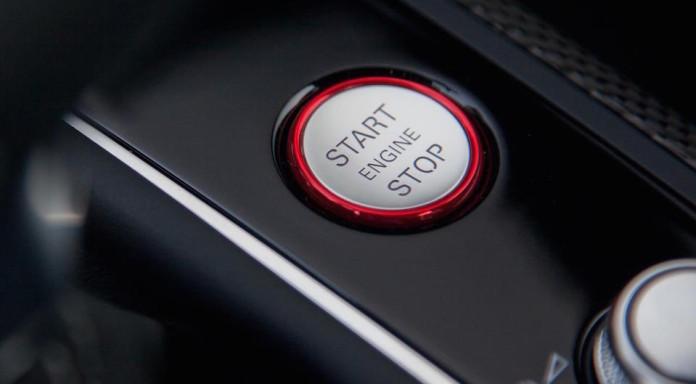 keyless start stop engine