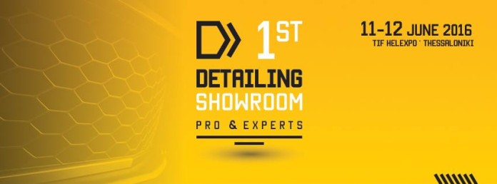 1st Detailing Showroom