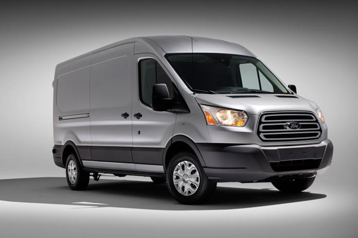 2014-Ford-Transit-three-quarters-view