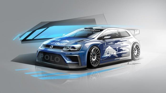 2017 VW Polo R WRC