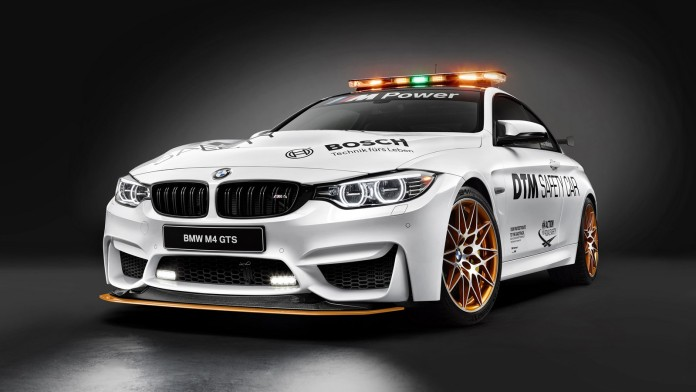 BMW M4 GTS DTM Safety Car  (1)
