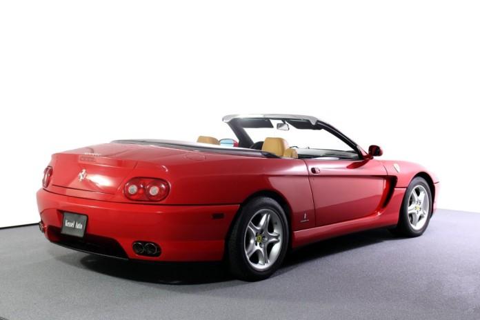 Ferrari 456 Straman cabrio (4)