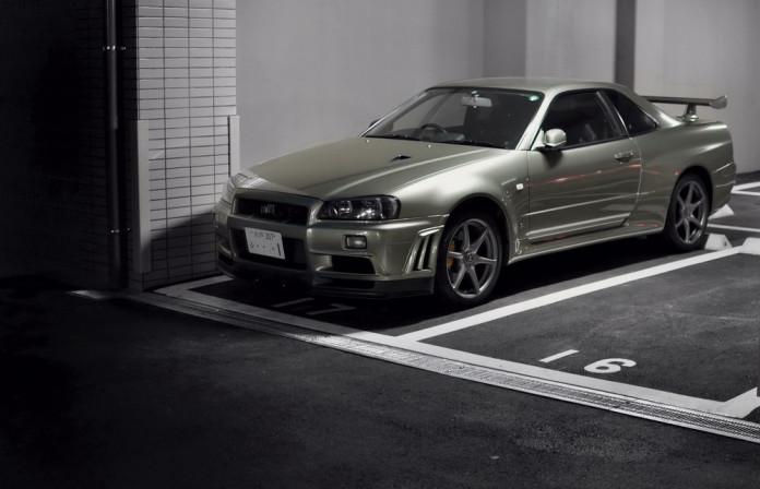 Nissan R34 GT-R V-Spec II Nur 1