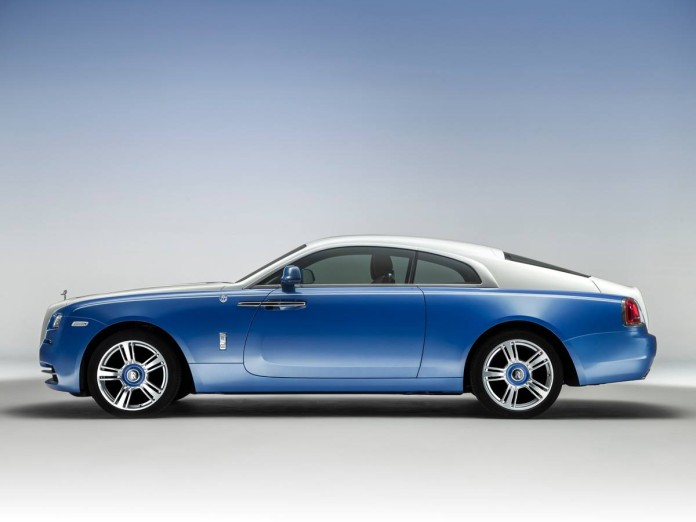 Rolls Royce Wraith Nautical (1)