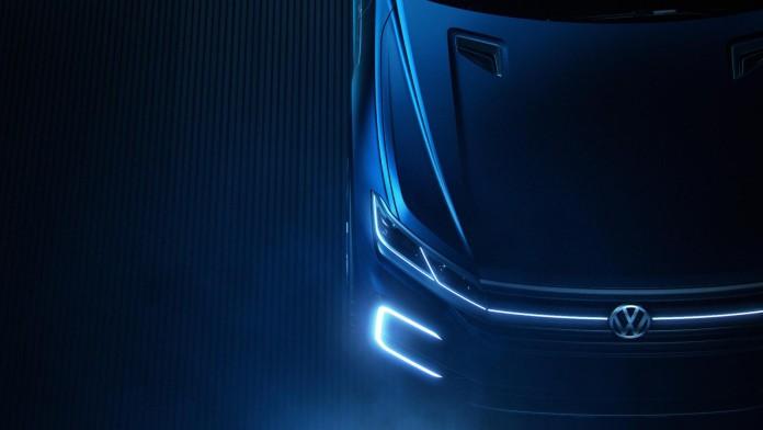 VW SUV teaser Beijing 2016 3