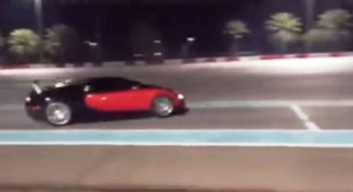 veyron drift