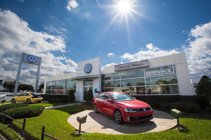 volkswagen usa dealer