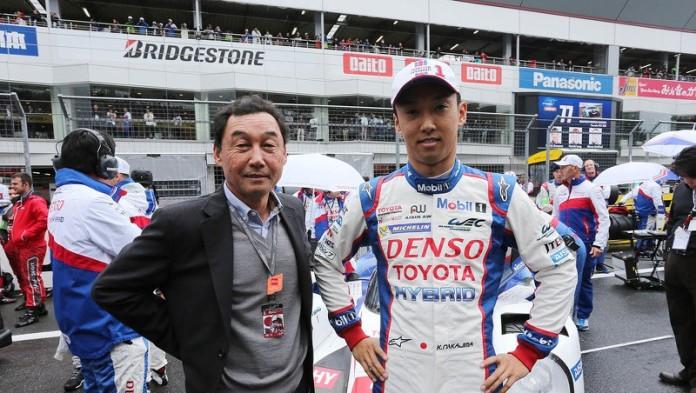 Motor Racing - FIA World Endurance Championship - WEC - Round6 - Fuji, Japan