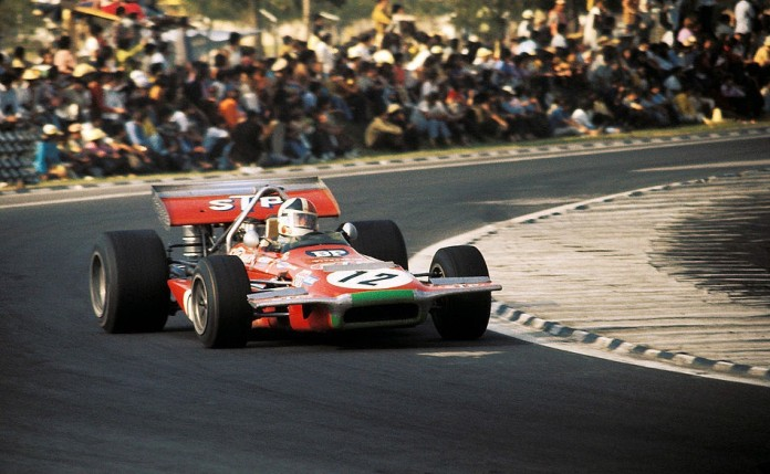 1970 - mexico gp - chris amon - STP March-Ford 701