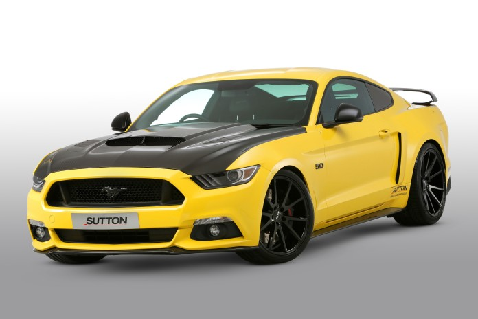 Ford Mustang CS700 by Clive Sutton (1)