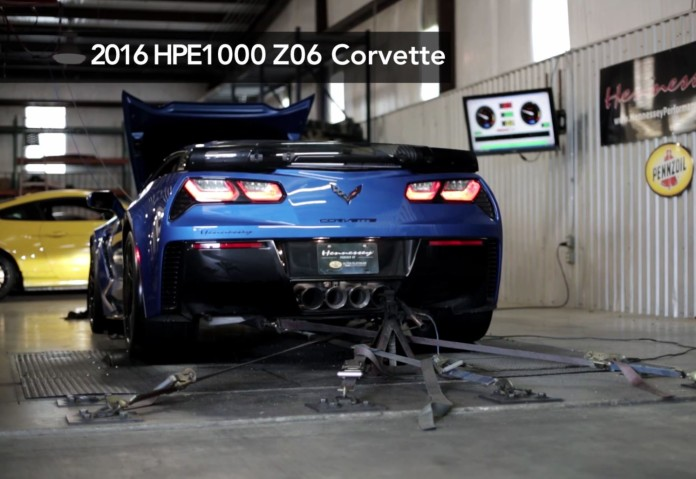 HPE1000 Corvette Z06