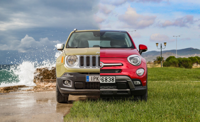Jeep Renegade vs Fiat 500x (4)