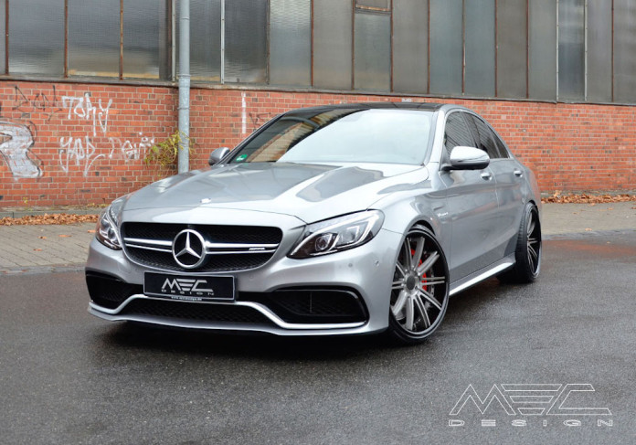 Mercedes AMG C63 S by MEC Design (1)