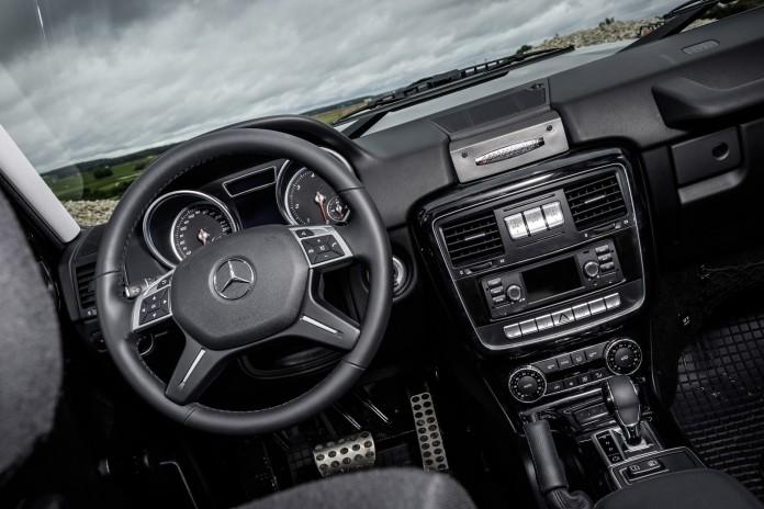 Mercedes-Benz G-Klasse (BR 463) 2016