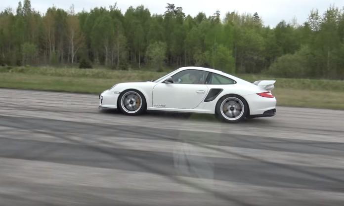 Porsche 911 GT2 RS Vs Porsche 911 GT3 RS