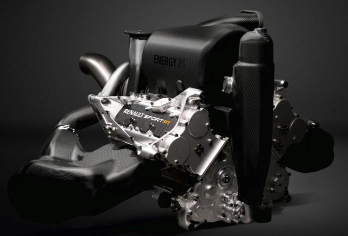 Renault F1 Power Unit