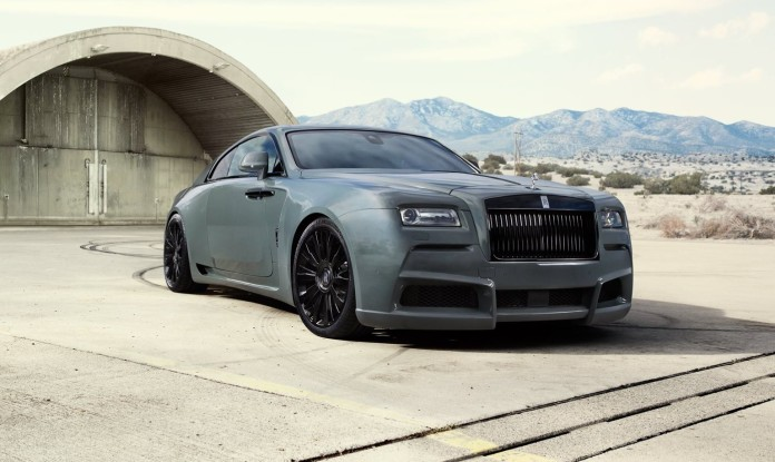 Rolls-Royce Wraith by Spofec (5)