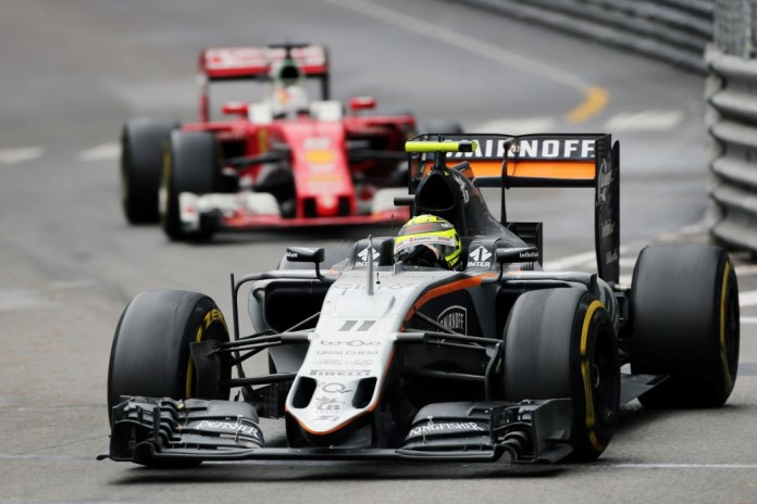 Motor Racing - Formula One World Championship - Monaco Grand Prix - Sunday - Monte Carlo, Monaco