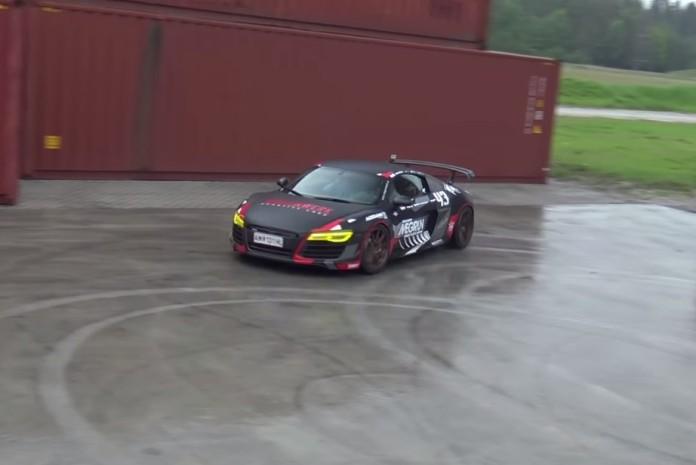 r8 drift