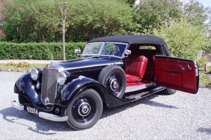 1938-Mercedes Typ 320 cabriolet (11)