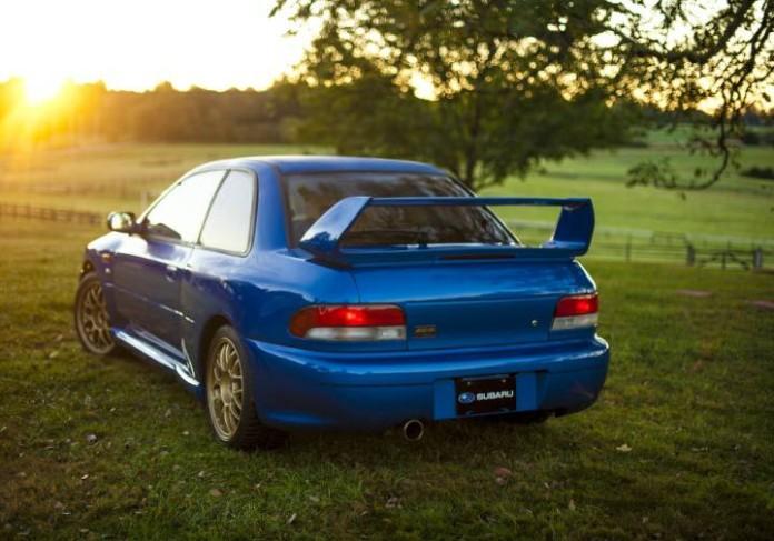1998 Subaru Impreza 22b STi (3)