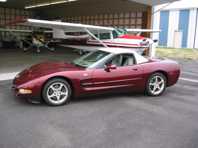 2003_Corvette_C5_With_Only_57_Miles_15