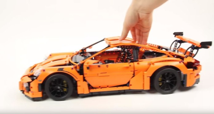 911 gt3 rs lego